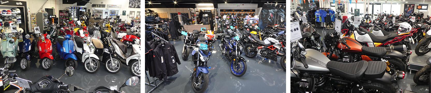 Dearden Motorcycles Showroom #1