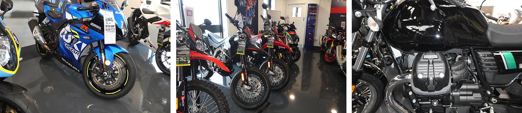 Dearden Motorcycles Showroom #2